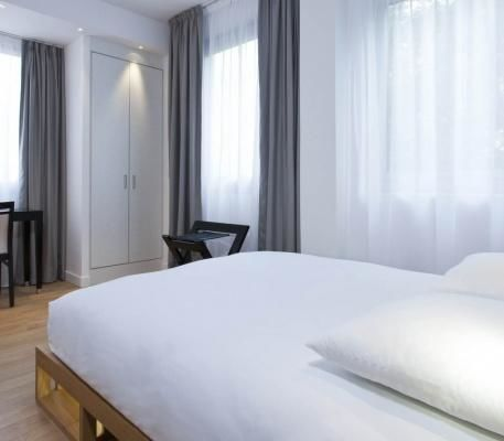 Double Deluxe Room – Hôtel Ambre Paris